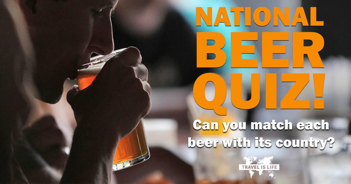 National Beer Quiz