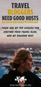 Best Travel Blog Website Hosts