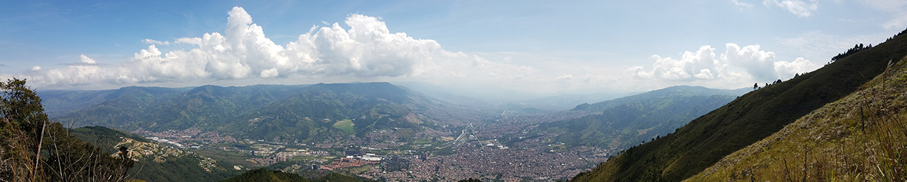 Cerro Quitasol From The Top