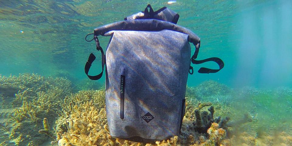 Code 10 Bag Underwater