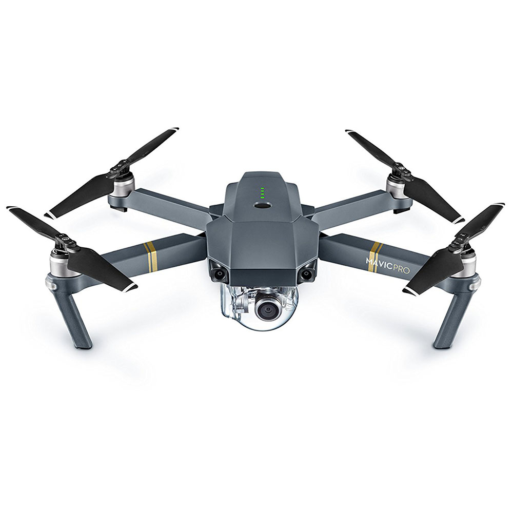DJI Mavic Pro - Portable Camera Travel Drone