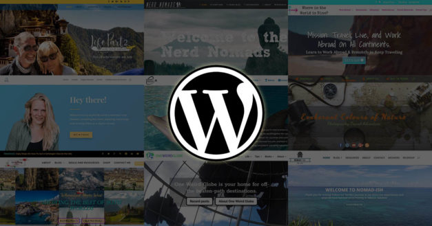Best Customizable WordPress Theme For Travel Bloggers