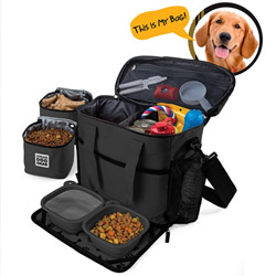 Dog Travel Bag & Organizer