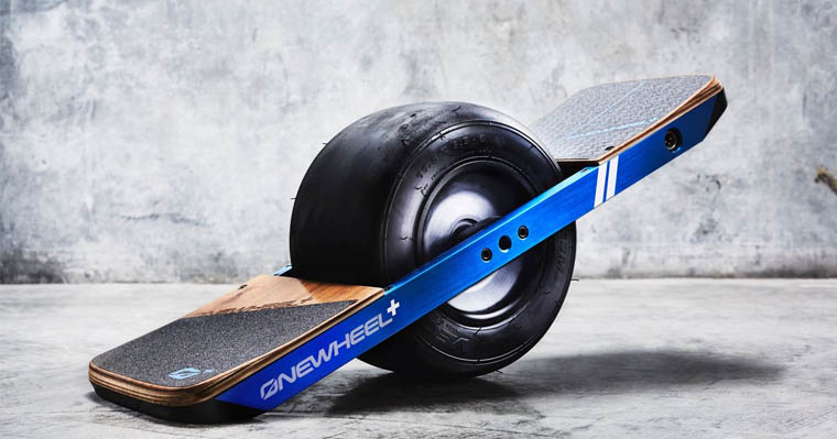 Future Motion OneWheel - Single Oversize Wheeled Skateboard