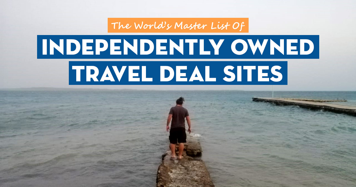 Independently Owned Travel Comparison Sites