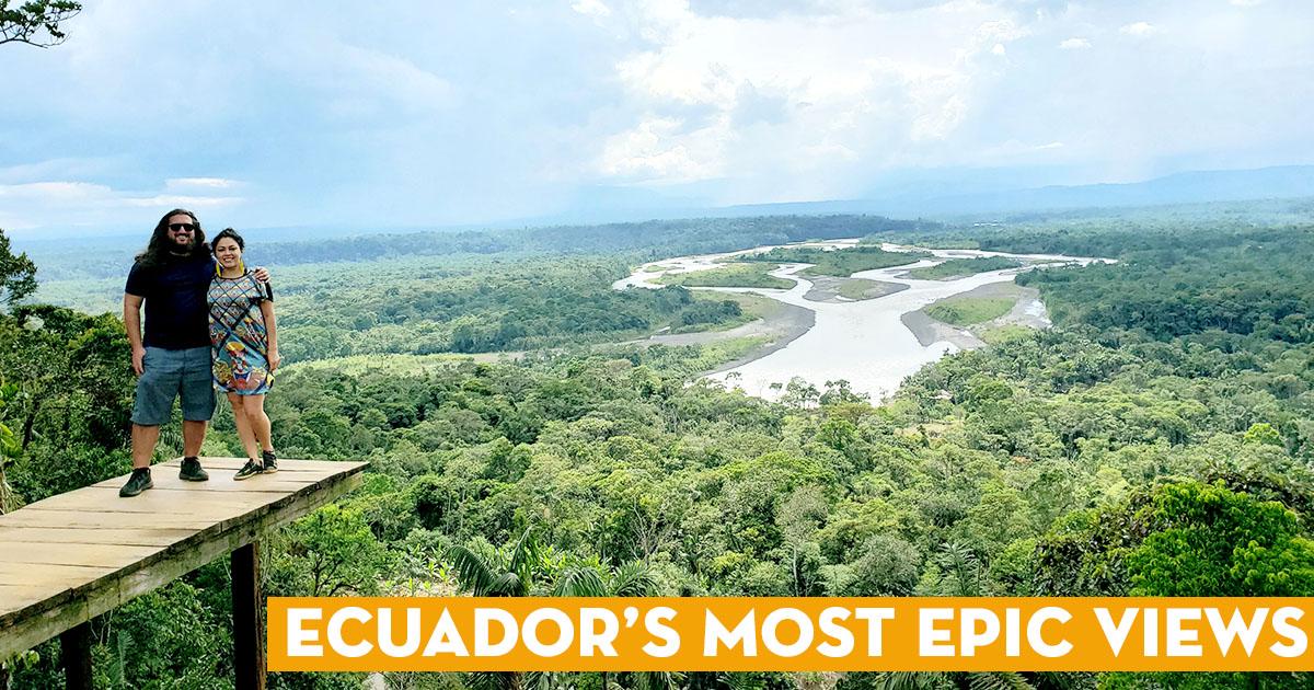 Mirador Indichuris & Ecuador's Most Epic Views
