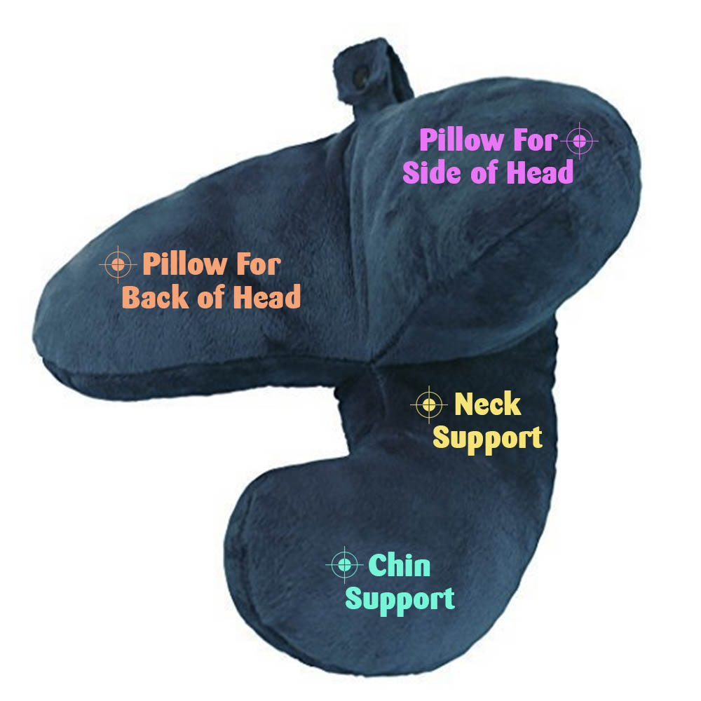 J-Pillow Travel Pillow