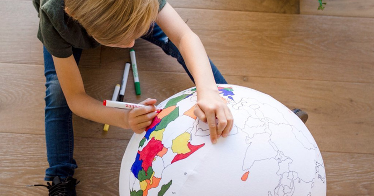 16 Interactive Maps & Globes That Will Get Your Kids Excited About Traveling The World