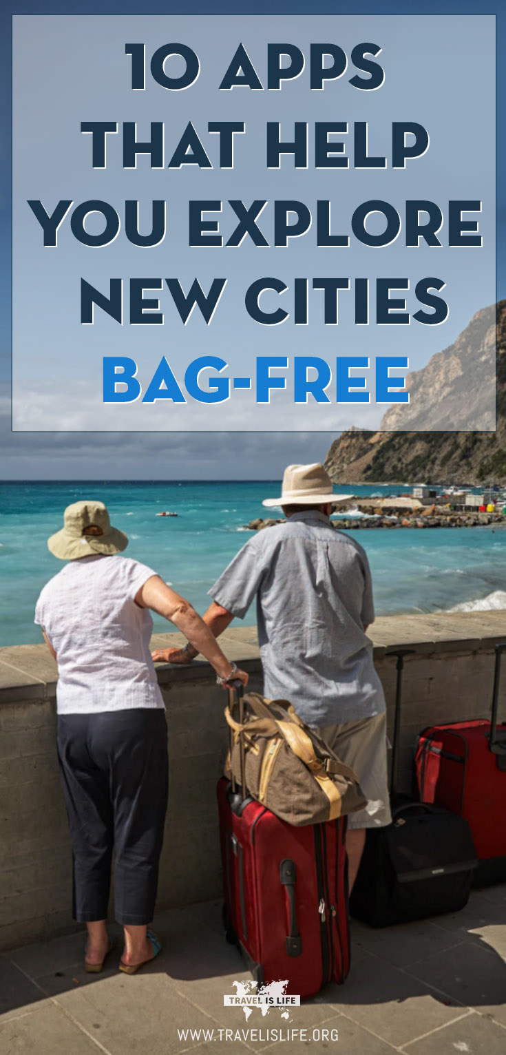 10 Apps That Help You Explore New Cities Bag Free