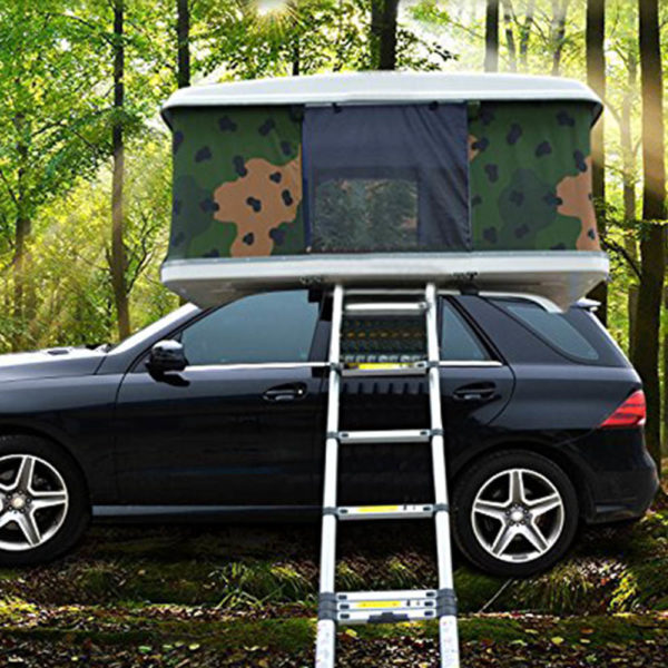 Roof Top Tent Camper - Camp where you park