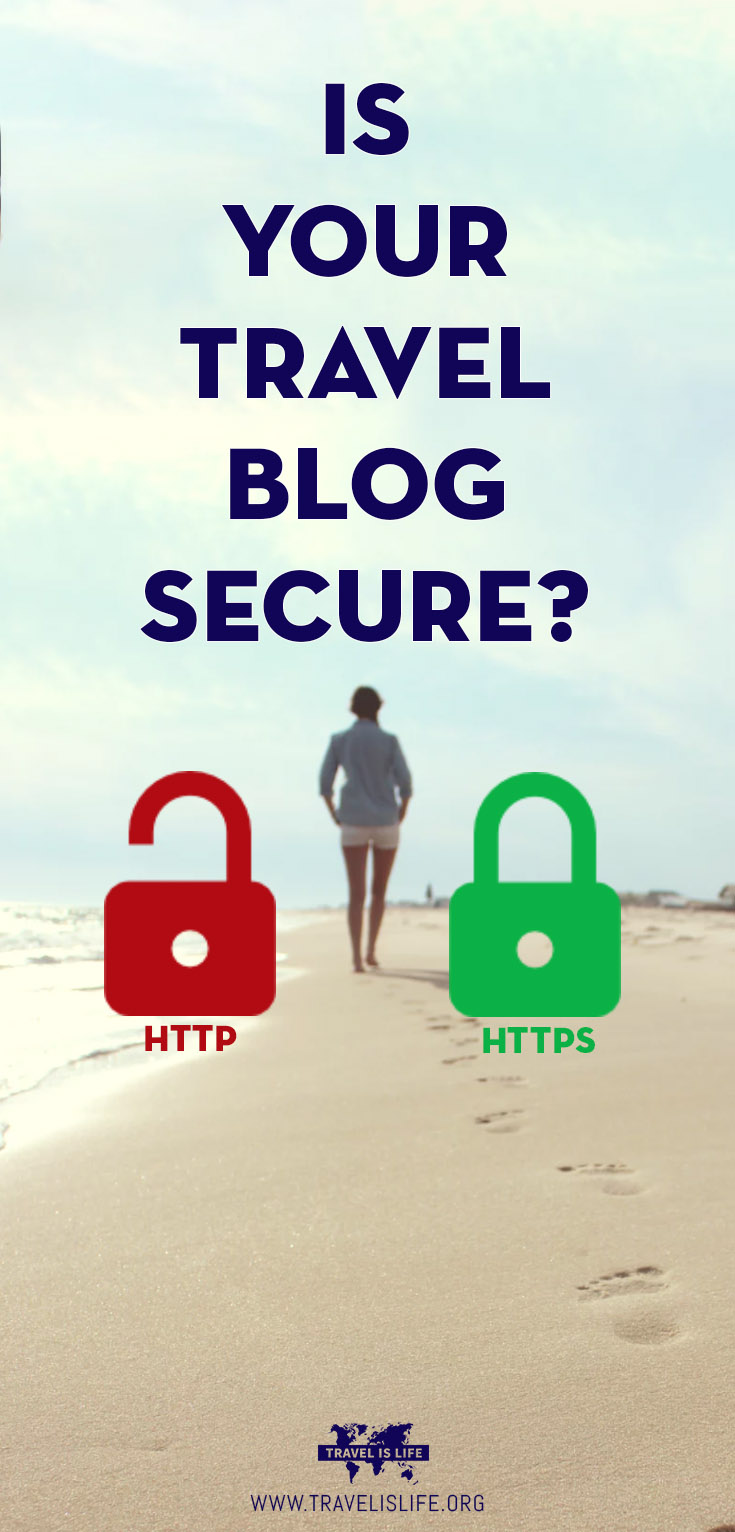 Is your travel blog secure?