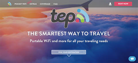 TEPWireless 4G International WiFi