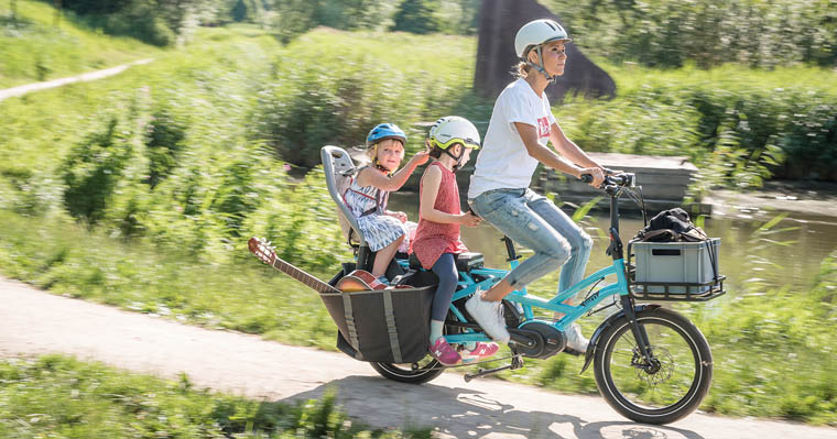 Tern Electric Folding Bike