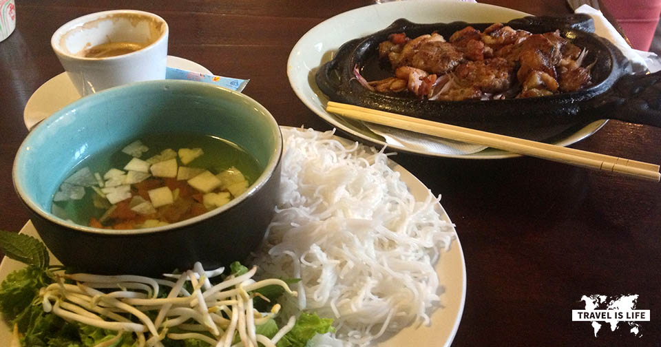 What is the food like in Hanoi Vietnam?